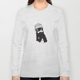 Snow Man Long Sleeve T-shirt