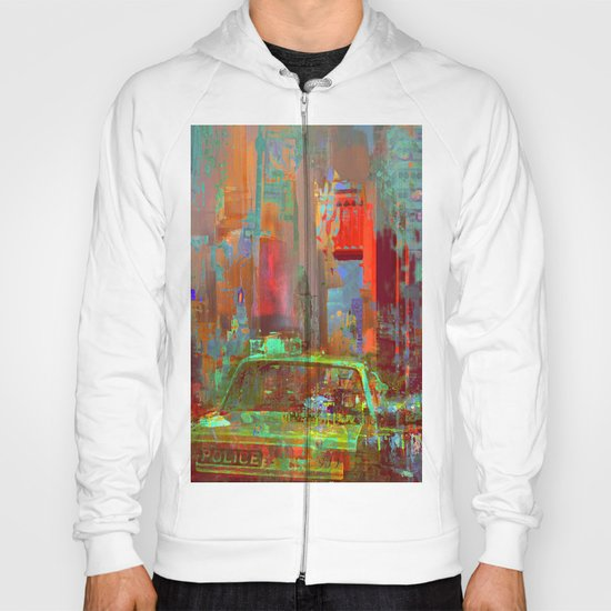 A commonplace day Hoody