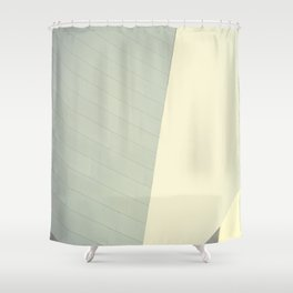 From the Inside Out Afternoon Vintage Retro Photography II Shower Curtain