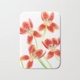 Tulip Love Bath Mat