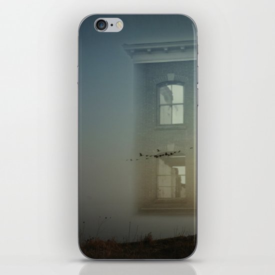 House of Empty iPhone & iPod Skin