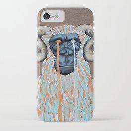Gorilla Sweater iPhone Case