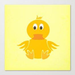 Quack Quack Duck Canvas Print