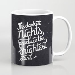 Darkest Nights Coffee Mug