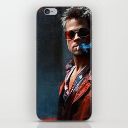 In Tyler Durden We Trust - Fight iPhone Skin