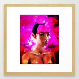 Yuma Lau Framed Art Print