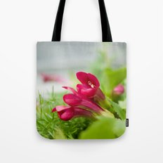 Tropical Pink Tote Bag