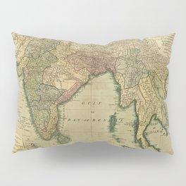 Map of Southeast Asia (1794) Pillow Sham