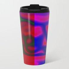 Red Color Leak Travel Mug