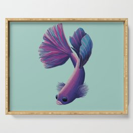 Fish2 Serving Tray