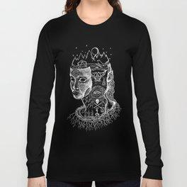 Secrets of Your Skull Long Sleeve T-shirt