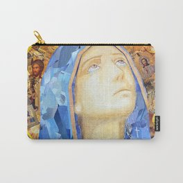 Our Lady of Broken Pieces Carry-All Pouch