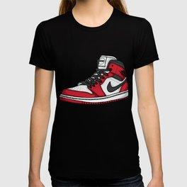 Jordan1-OG Chicago T-shirt