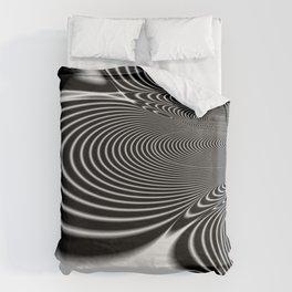 Fractal Abstract 100 Duvet Cover