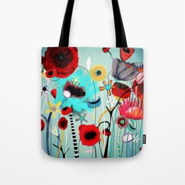 You don't have to be alone.  Tote Bag