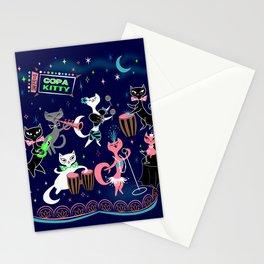 Mambo Kitties Stationery Cards