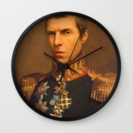 Liam Gallagher Oasis Wall Clock