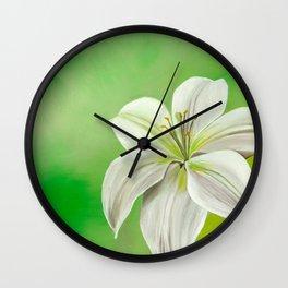 Lylo Annie Hardy Wall Clock