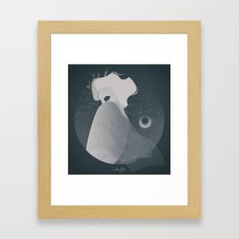 Winter Song Framed Art Print