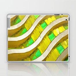 Pop Art Urban Architecture Apartment Block Laptop & iPad Skin