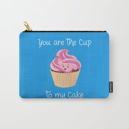 My Cupcake Carry-All Pouch