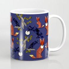 The Fox and The Crow Mug