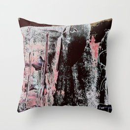 Untitled Texture 1 Throw Pillow
