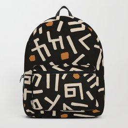 Keke Print Backpack