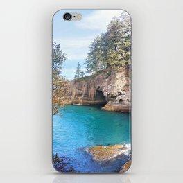 Lands end iPhone Skin