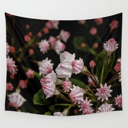 Mountain Laurel, Smokey Mountains, Tennessee Wall Tapestry