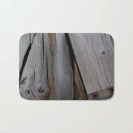 Wood Plank Bath Mat