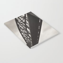 Bridge in The Air Notebook