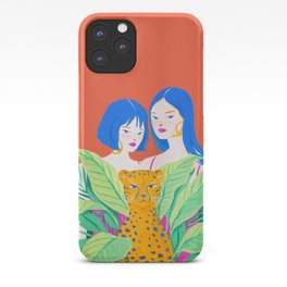 Jungle Friends iPhone Case