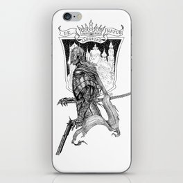 De Sanguine Natus iPhone Skin