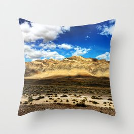 Death Valley Beauty Throw Pillow