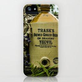 Old Beer Keg iPhone Case