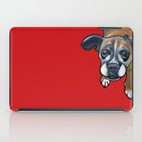 lucy iPad Cases featuring Lucy by Pawblo Picasso