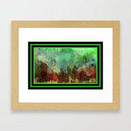 GreenValley Framed Art Print