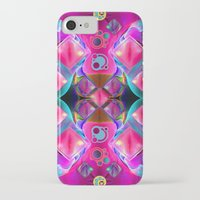 diamonds iPhone & iPod Cases featuring Diamonds by thea walstra