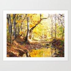 fall 2016 II Art Print