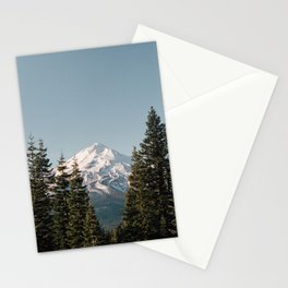 Mt Shasta Morning Stationery Cards