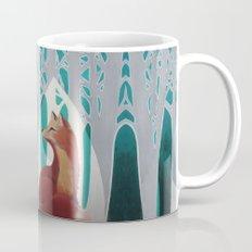 Fox Cathedral Mug