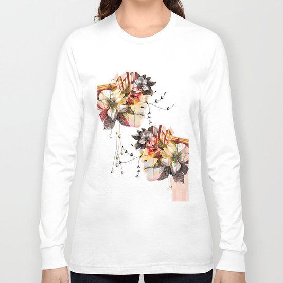 Double Vision 2 Long Sleeve T-shirt