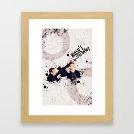 Dream a Little Bigger Framed Art Print