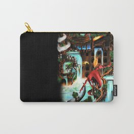 City of Dragons Carry-All Pouch
