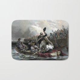 Washington's Adieu To His Generals Bath Mat