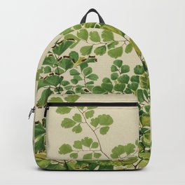 Maidenhair Ferns Backpack