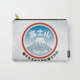 FujiSan Carry-All Pouch
