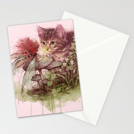 Fairy Dust Stationery Cards