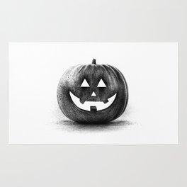 Halloween graffiti Rug